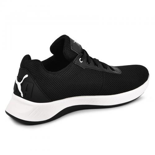 Кроссовки 15 С черно/белая
