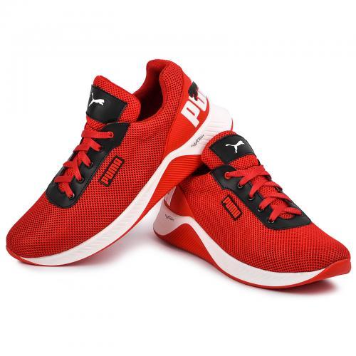 Кроссовки 15 С красная