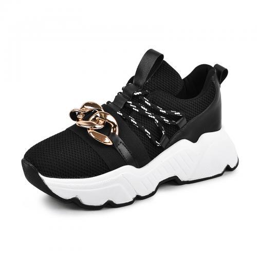 Кроссовки С черные цепь