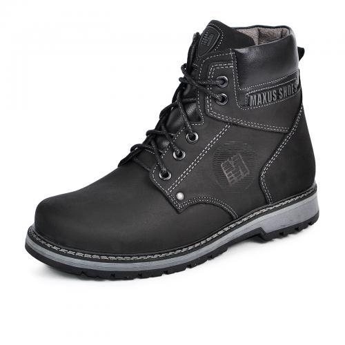 Ботинок Кет 2 черный мат