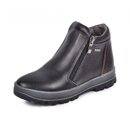 Ботинок РК 2 черная кожа