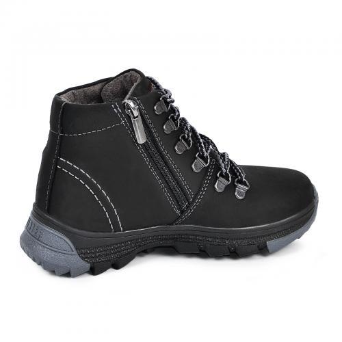 Ботинок Джерси черный мат