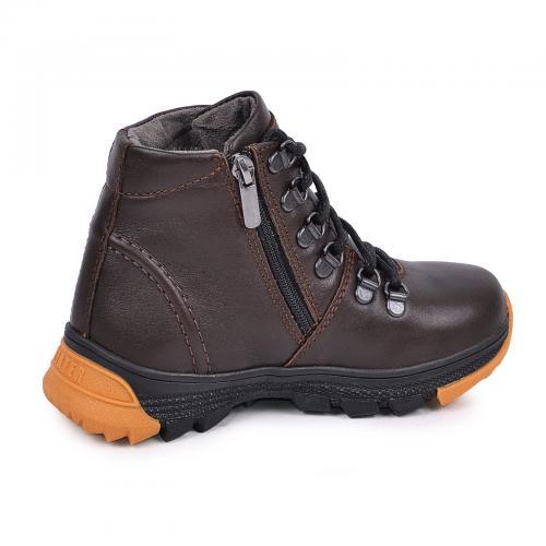 Ботинок Джерси коричневая кожа