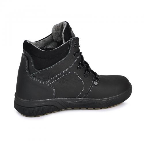 Ботинок Флай 2 черный мат
