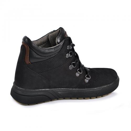 Ботинок Флай 4 черный мат