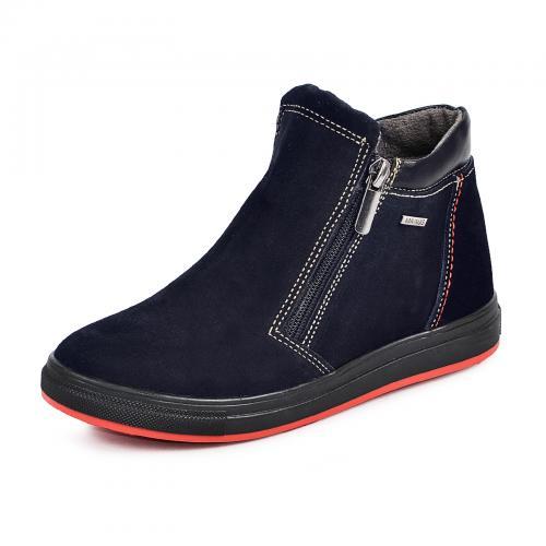 Ботинок РК 2 синий замш комфорт
