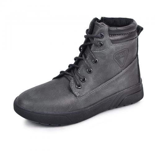Ботинок Кадет серый мустанг