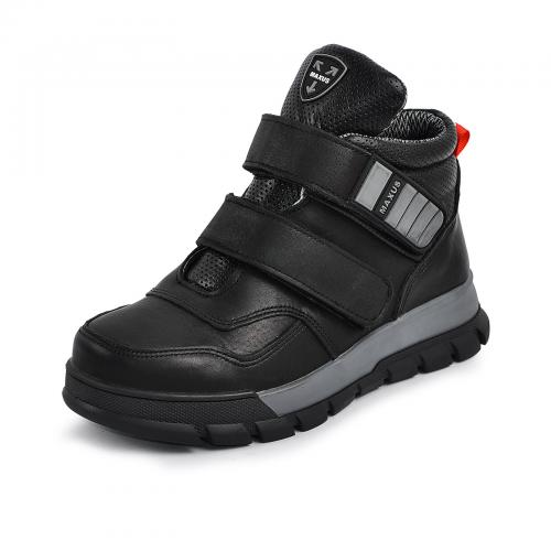 Ботинок Супра 3 черная кожа