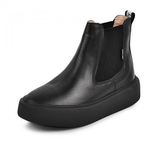 Ботинок Челси 2 черная кожа Ч П