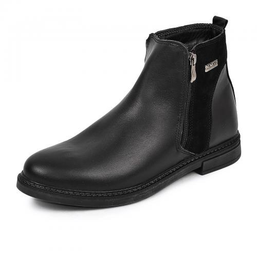 Ботинок РК 32 Р  черная кожа