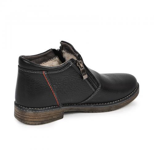 Ботинок РК-2 Р черная кожа