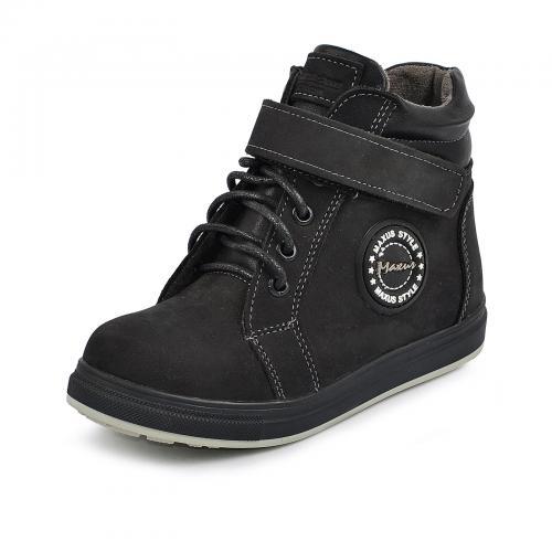 Ботинок Конверс Р черный мат
