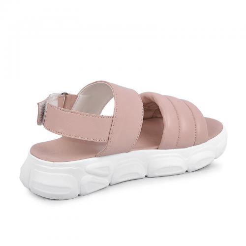 Дарина розовая кожа б п