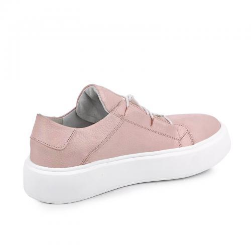 1966 розовый сатин кожа