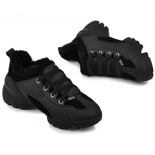 Кроссовки Диор черные