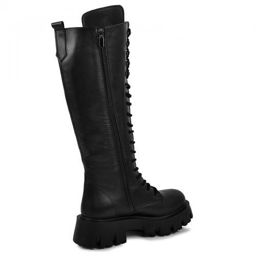 Ботинок Мили 27 черная кожа