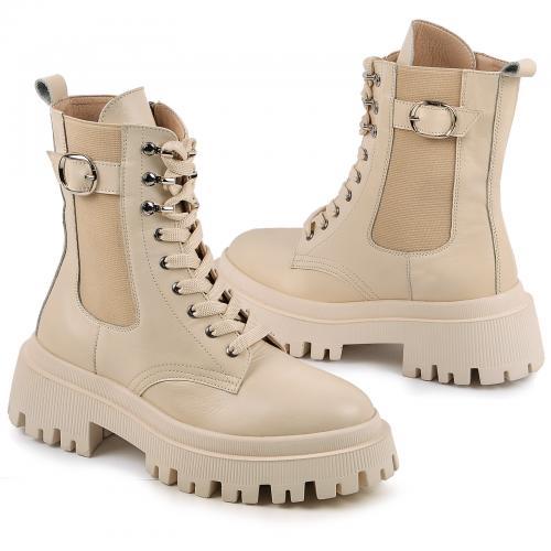 Ботинок Берта лотос кожа