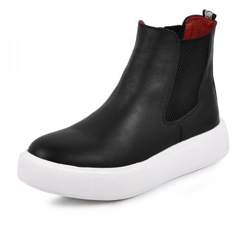 Ботинок Челси 2 черная кожа