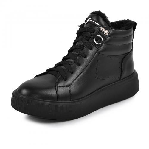 Ботинок Аида Р 2 черная кожа Ч