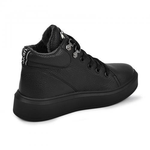 Ботинок Адель черный флотар