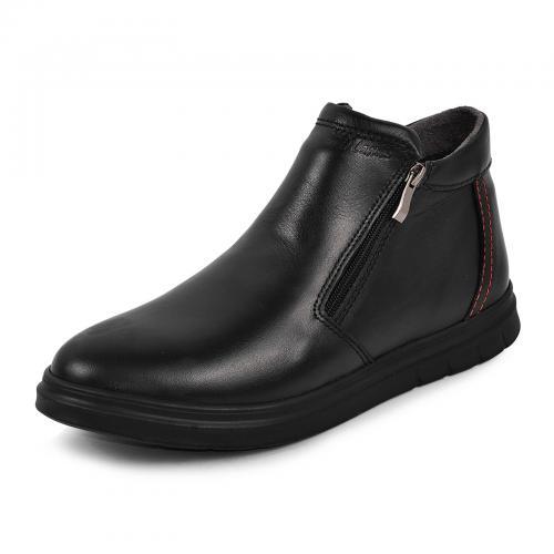 Ботинки РК-2 черная кожа