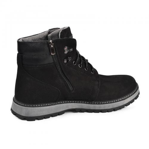 Ботинки Кет 3 черный мат