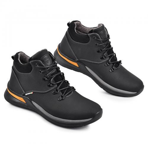 Ботинки Джерси 1 черный мат