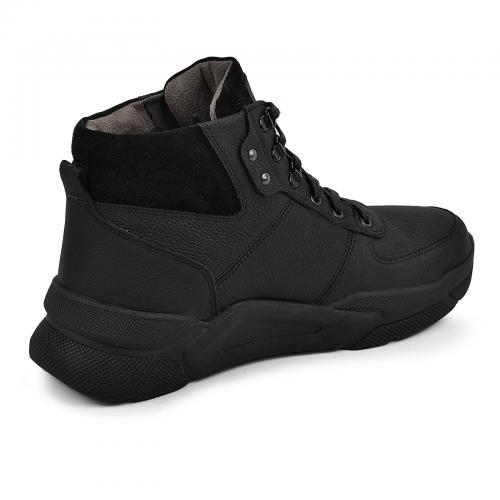 Ботинки Джу 2 черный флотар