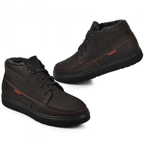 Ботинки Фидас коричневый тин