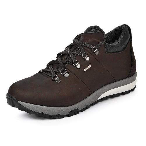Ботинки Докер коричневый мат