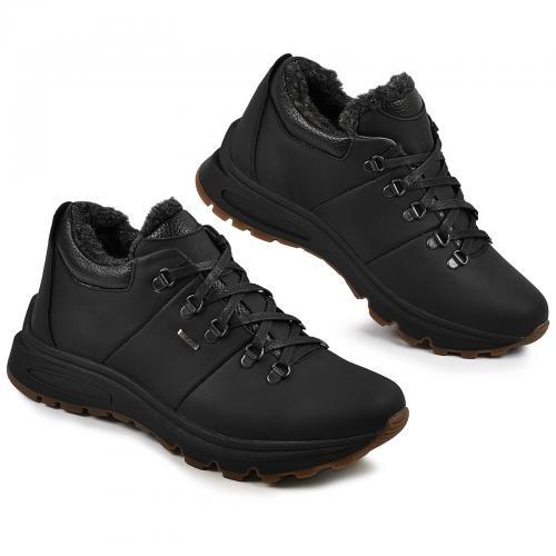 Ботинки Докер 2 черный мат