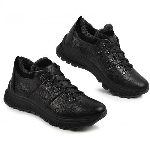 Ботинки Докер 2 черный флотар