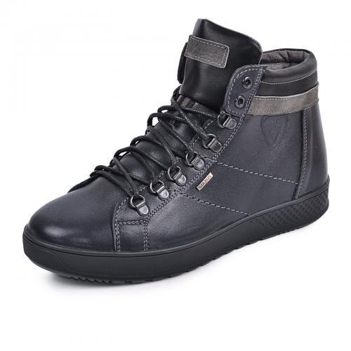 Ботинки Фози 2 синяя кожа