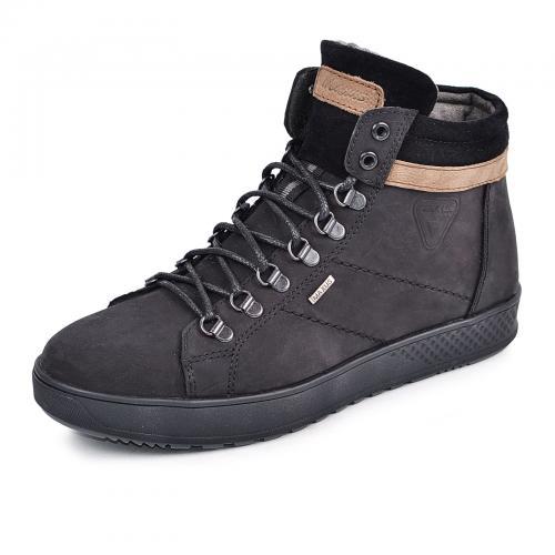 Ботинки Фози 2 черный мат