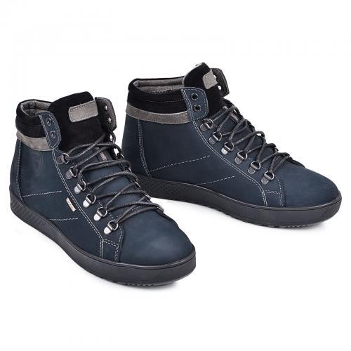 Ботинки Фози 2 синий мат