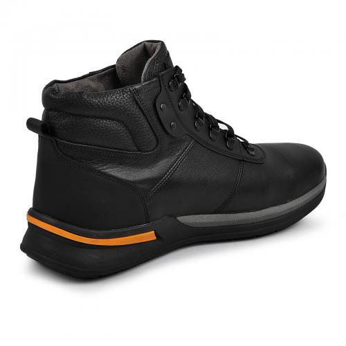 Ботинок Джу 2 черная кожа