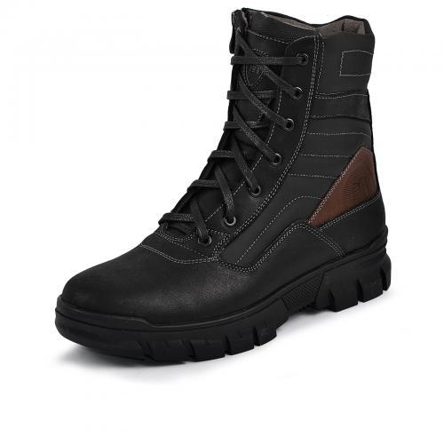 Ботинки Скипер Р черная кожа