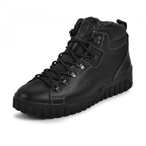 Ботинки Прайм 2 черный флотар
