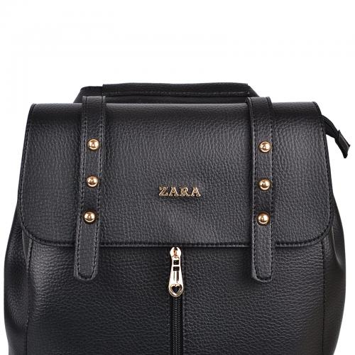 1925 сумка-рюкзак черный