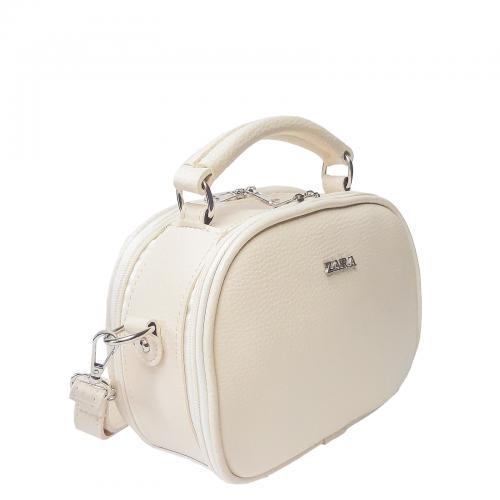 1548 сумка бежевая