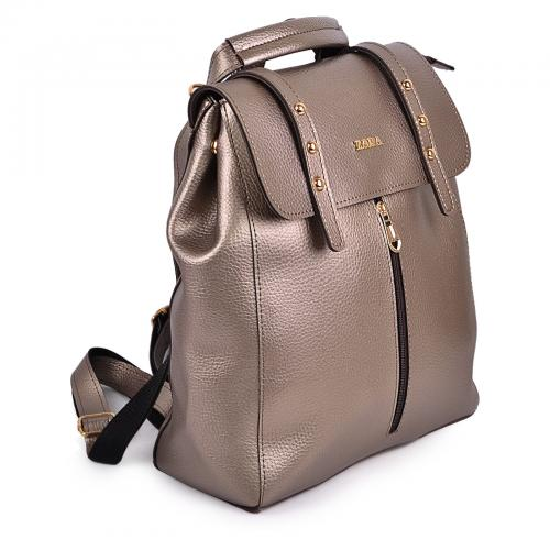 1925 сумка-рюкзак бронза