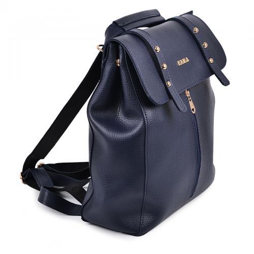 1925 сумка-рюкзак синий