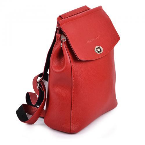 1919 сумка-рюкзак красный