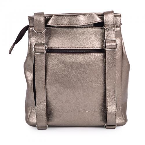 1919 сумка-рюкзак бронза