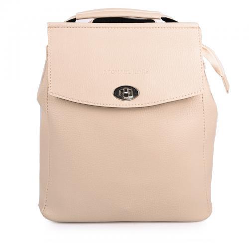 1919 сумка-рюкзак бежевый