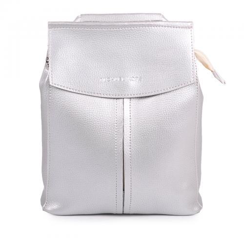 1912 сумка-рюкзак серебро