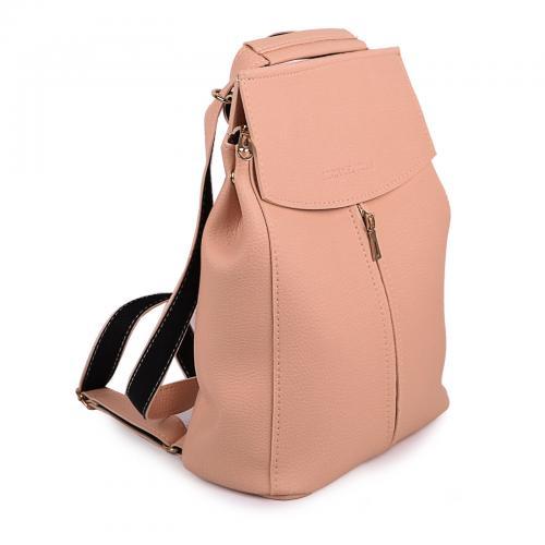1912 сумка-рюкзак пудра