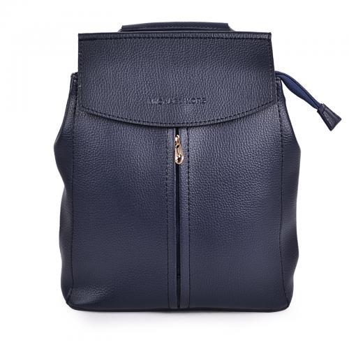 1912 сумка-рюкзак синий