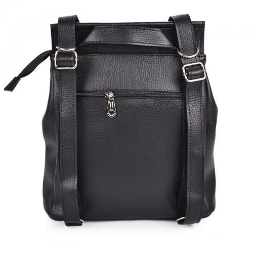 1912 сумка-рюкзак черный