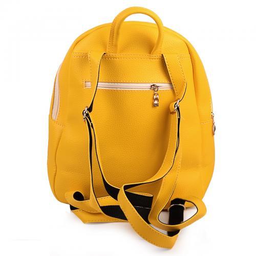 1922 рюкзак желтый